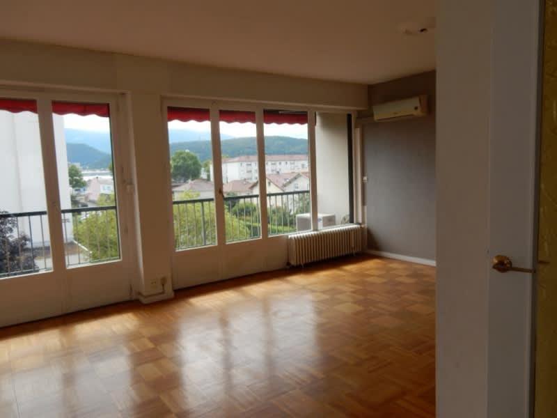 Rental apartment Echirolles 1000€ CC - Picture 1