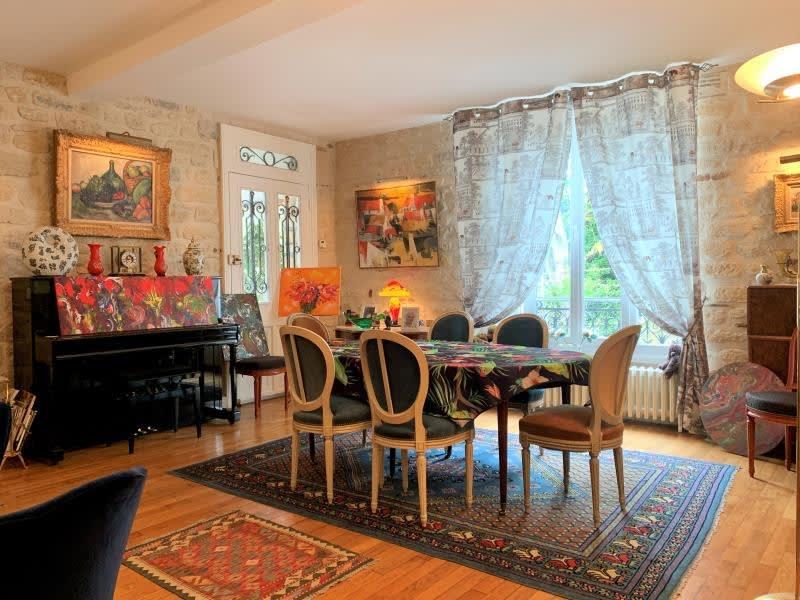 Deluxe sale apartment Croissy sur seine 1060000€ - Picture 2