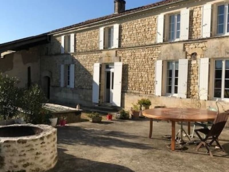 Vente maison / villa St andre de cubzac 461000€ - Photo 2