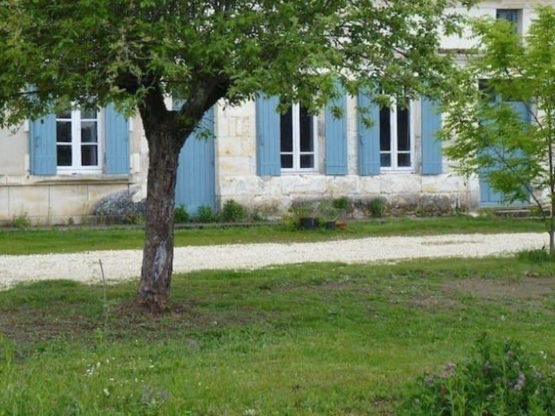 Vente maison / villa Lapouyade 128000€ - Photo 1