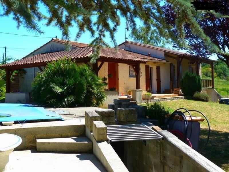 Sale house / villa St andre de cubzac 285500€ - Picture 1