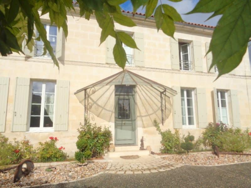 Deluxe sale house / villa St andre de cubzac 1417500€ - Picture 1