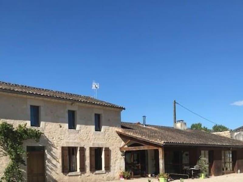 Sale house / villa St andre de cubzac 368500€ - Picture 2