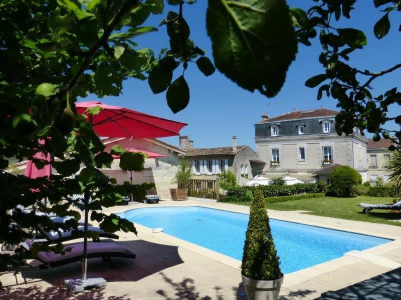 Sale house / villa St andre de cubzac 556500€ - Picture 1