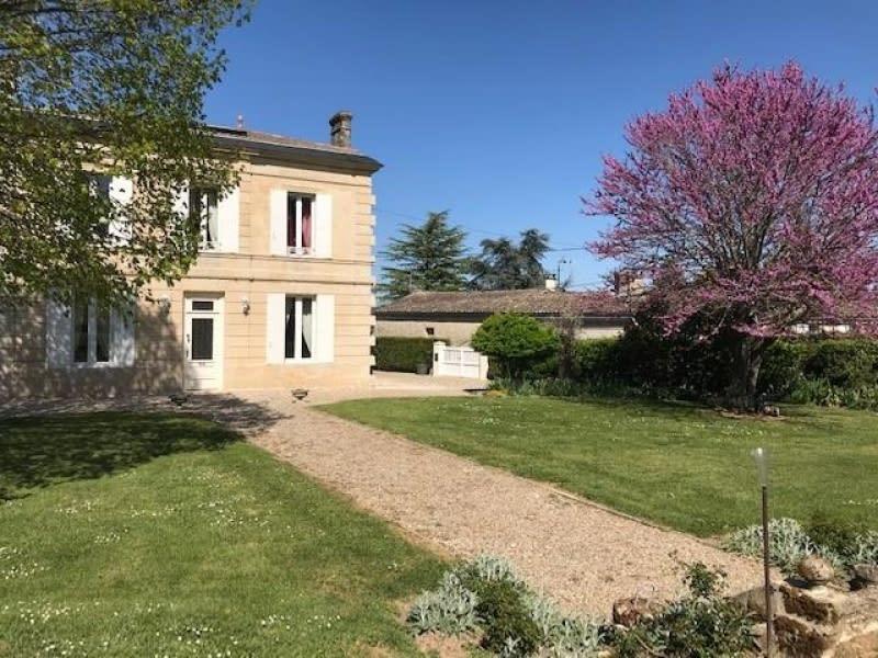 Sale house / villa St andre de cubzac 484000€ - Picture 1