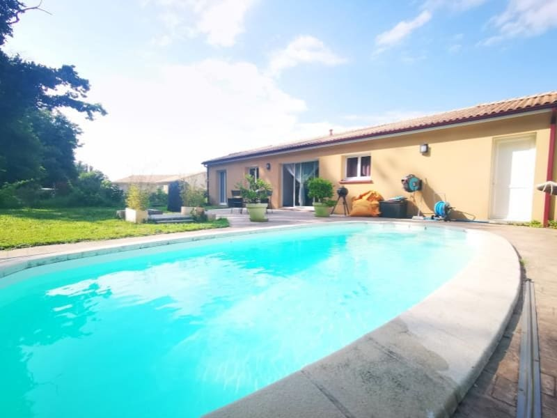 Sale house / villa St andre de cubzac 343000€ - Picture 1