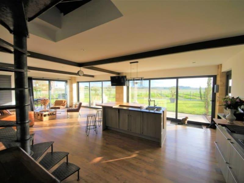 Sale house / villa St andre de cubzac 420000€ - Picture 2