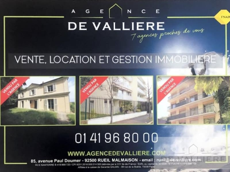 Sale apartment Nanterre 193000€ - Picture 6