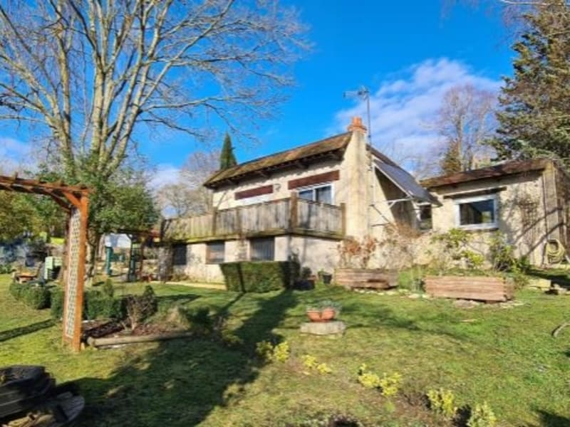 Sale house / villa Aulnay sur mauldre 715000€ - Picture 2