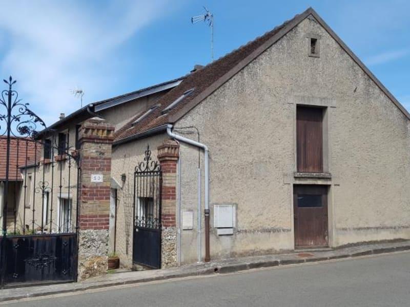 Sale house / villa Bazemont 250000€ - Picture 1
