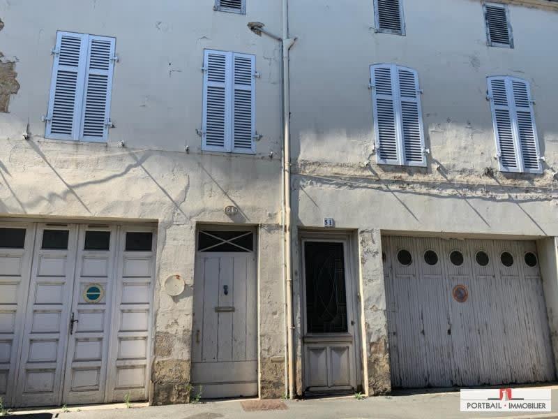 Vente maison / villa Blaye 199000€ - Photo 1