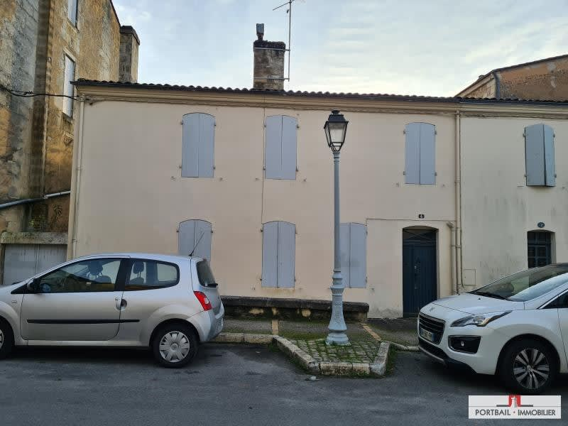 Vente maison / villa Blaye 110000€ - Photo 1