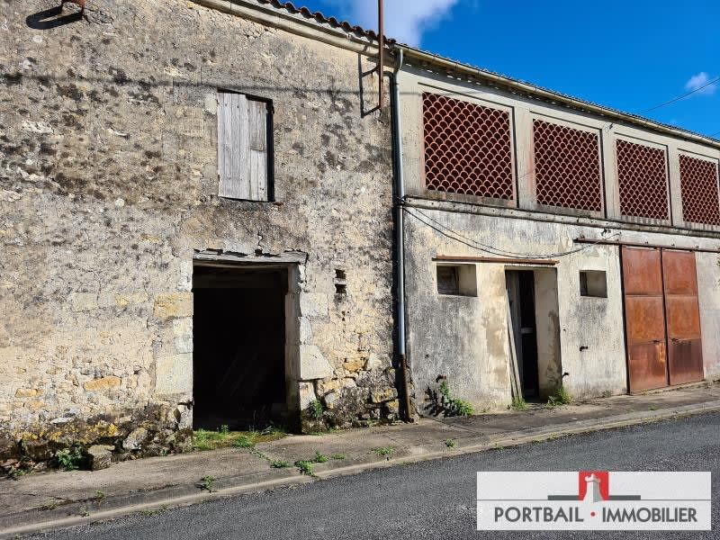 Sale building Blaye 38000€ - Picture 1