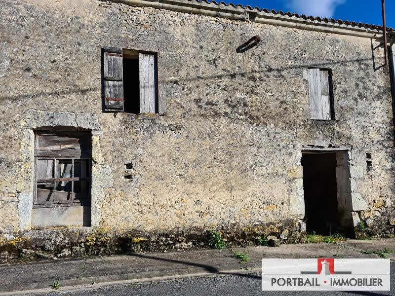 Sale building Blaye 38000€ - Picture 2