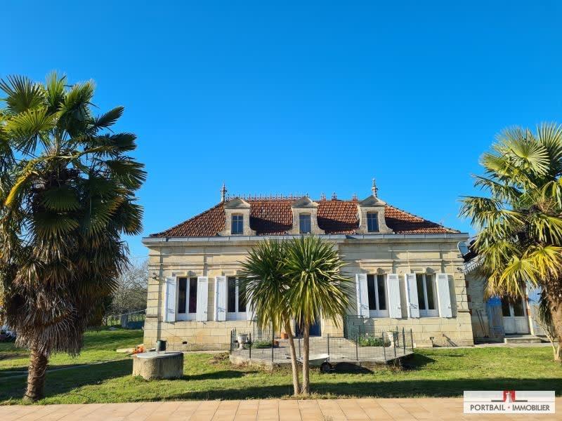 Vente maison / villa St andre de cubzac 243500€ - Photo 1