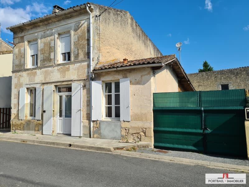Vente maison / villa Blaye 123000€ - Photo 1
