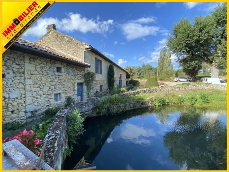 Verkauf haus Sauveterre de guyenne 577500€ - Fotografie 1