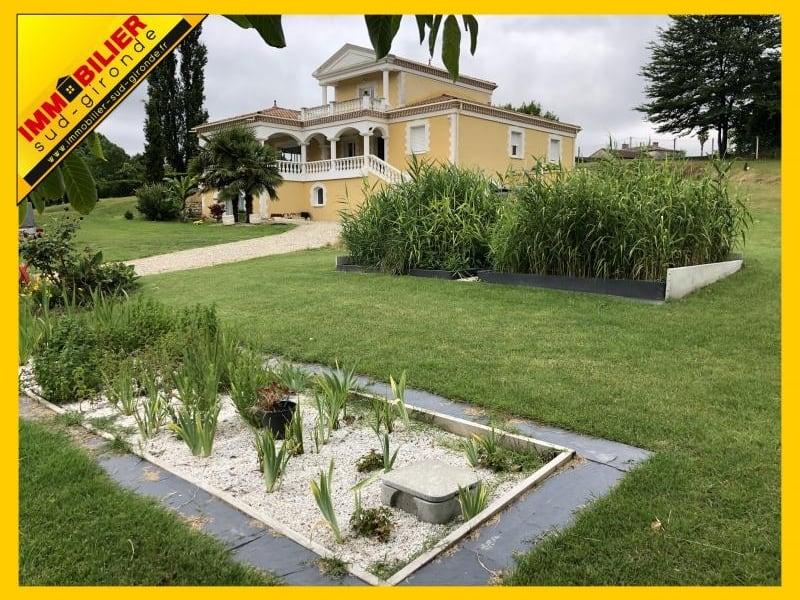 Verkauf haus Langon 480000€ - Fotografie 1
