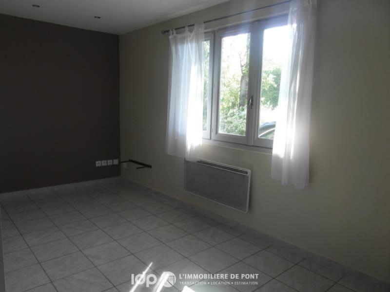 Vente appartement Pont de cheruy 106000€ - Photo 2