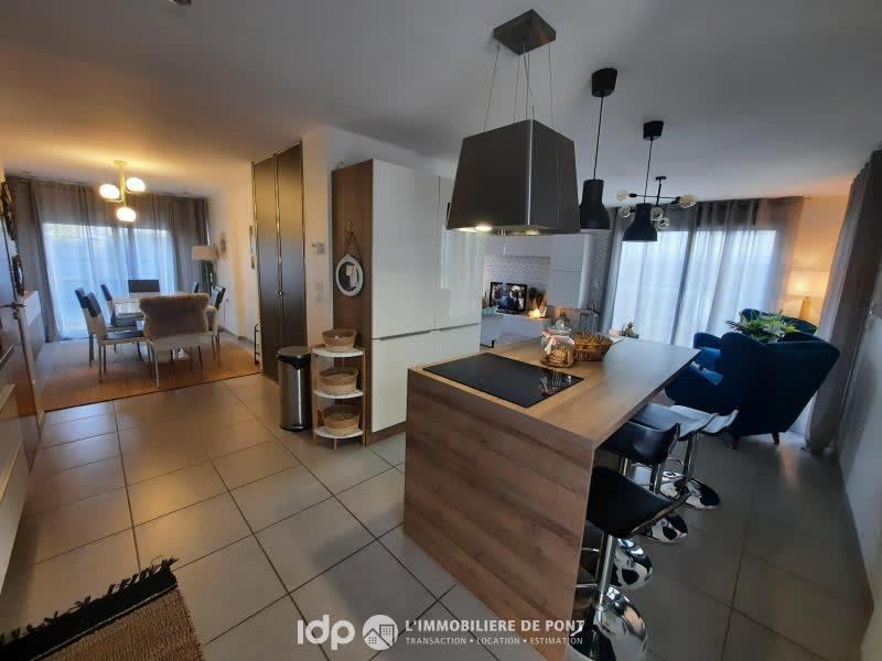 Vente maison / villa Pont-de-cheruy 322500€ - Photo 1
