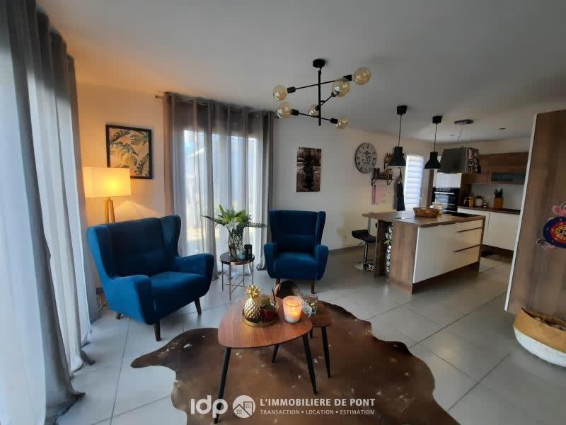 Vente maison / villa Pont-de-cheruy 322500€ - Photo 2