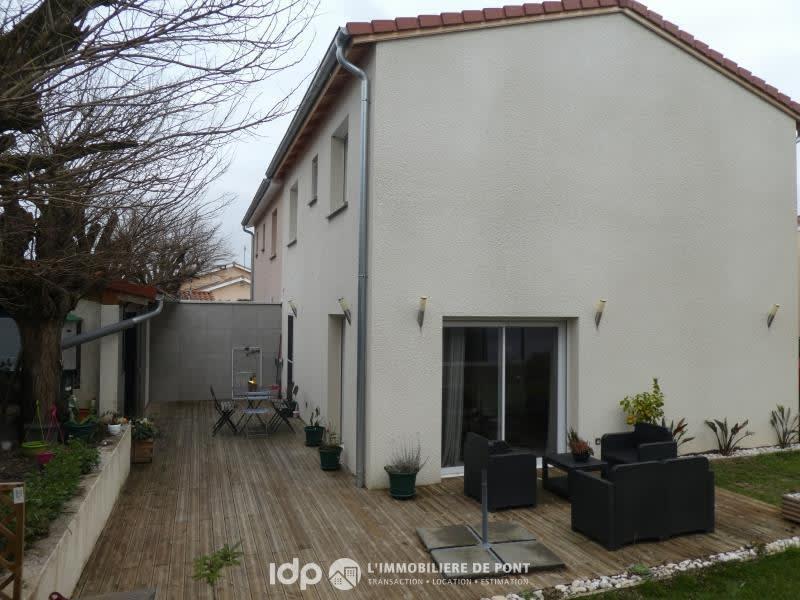 Vente maison / villa Pont-de-cheruy 322500€ - Photo 4