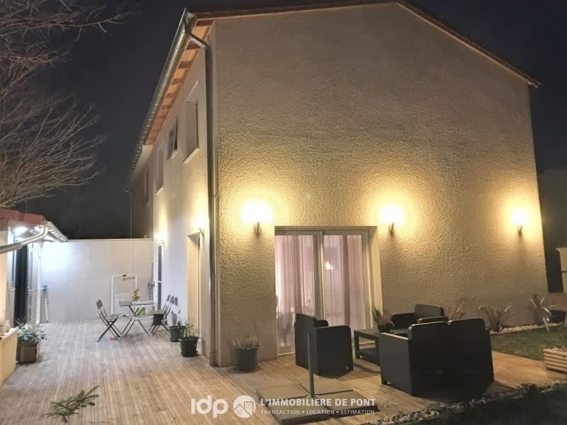 Vente maison / villa Pont-de-cheruy 322500€ - Photo 9
