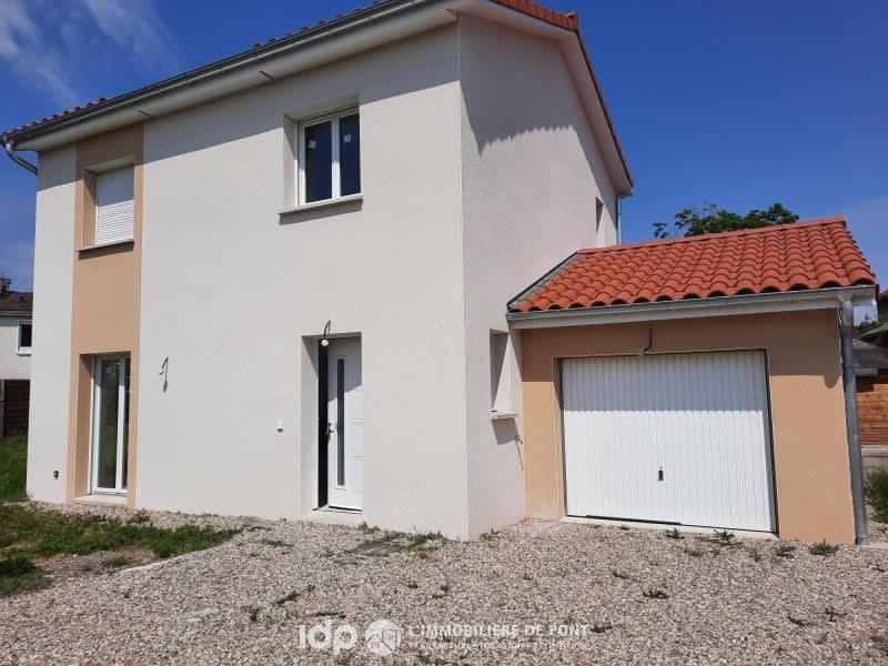 Vente maison / villa Pont de cheruy 339900€ - Photo 2