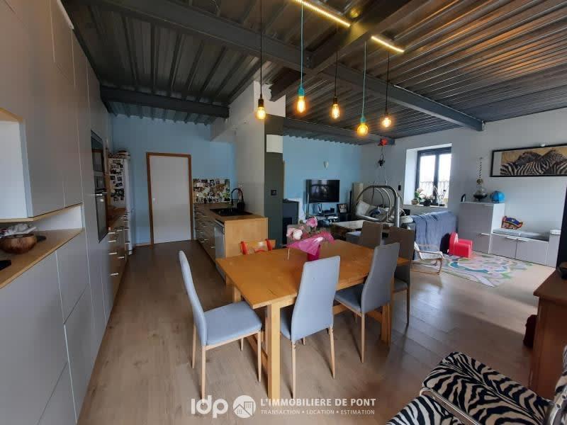 Vente maison / villa Chavanoz 275000€ - Photo 2