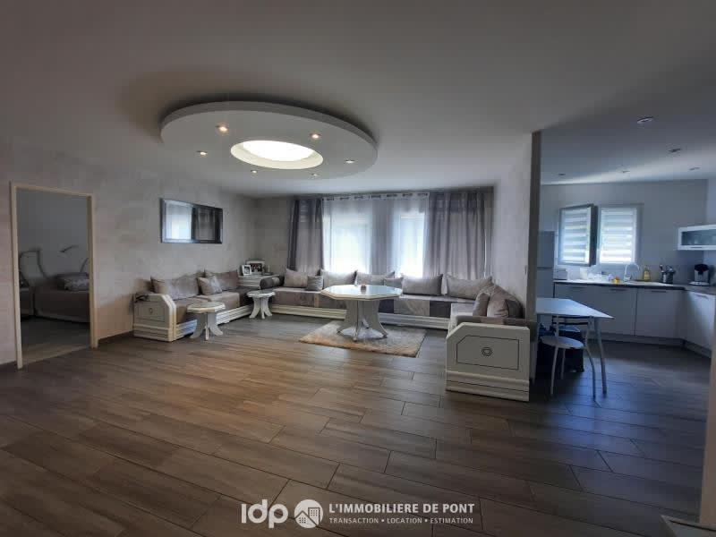 Vente maison / villa Pont de cheruy 373900€ - Photo 1
