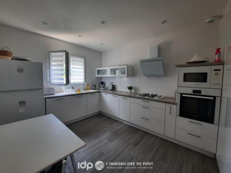 Vente maison / villa Pont de cheruy 373900€ - Photo 2
