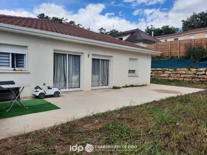 Vente maison / villa Pont de cheruy 373900€ - Photo 5
