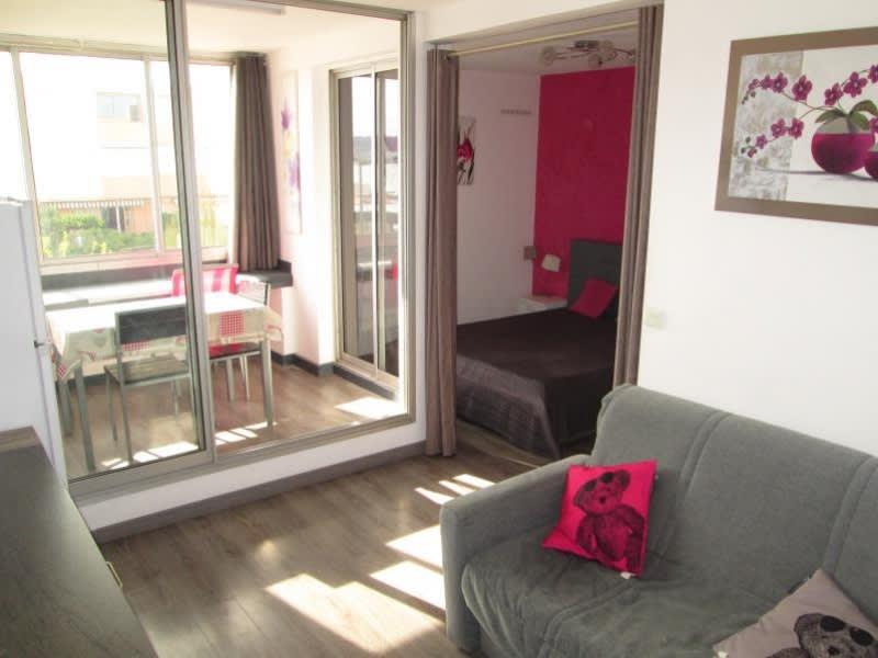 Vente appartement Balaruc les bains 156000€ - Photo 2