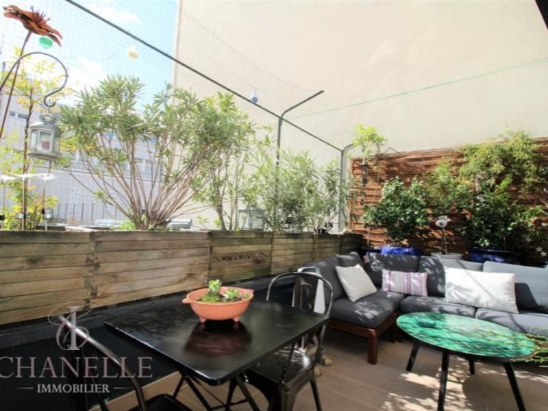 Sale apartment Vincennes 860000€ - Picture 1