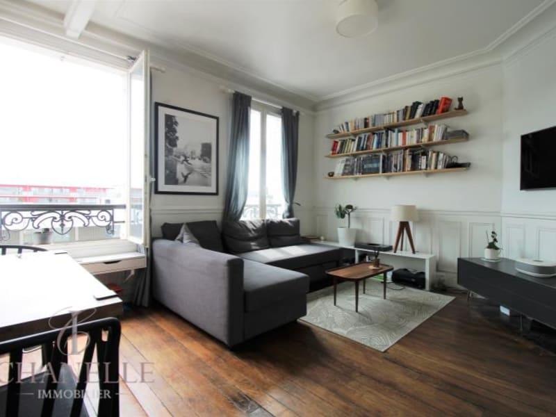 Sale apartment Vincennes 489000€ - Picture 1