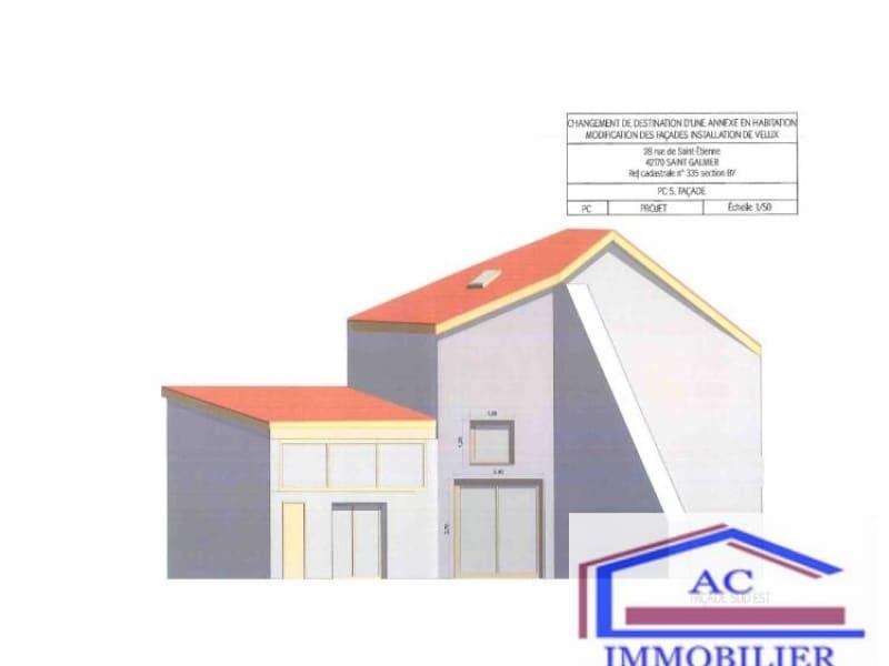 Vente maison / villa St galmier 80000€ - Photo 4