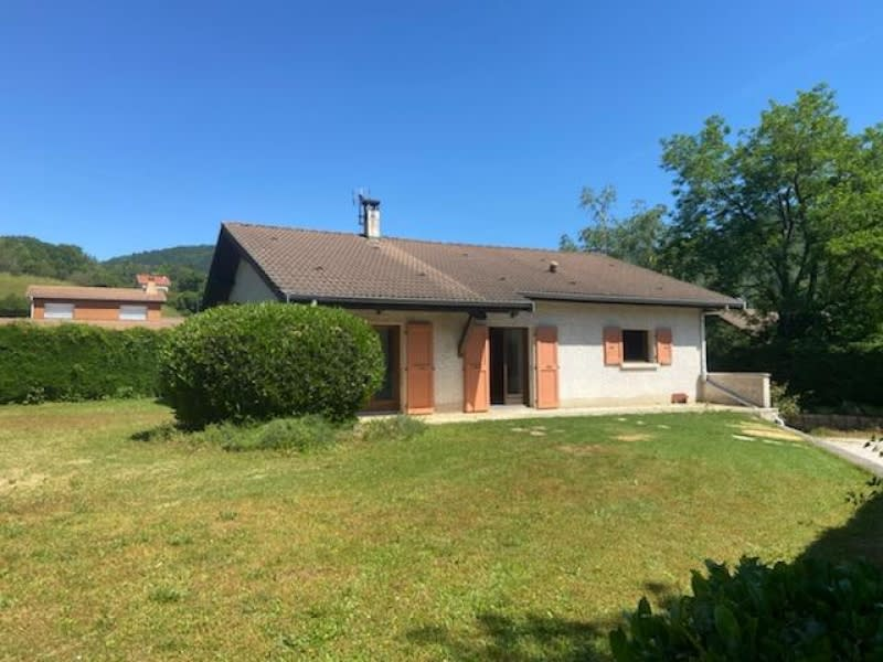 Sale house / villa Chirens 290000€ - Picture 2