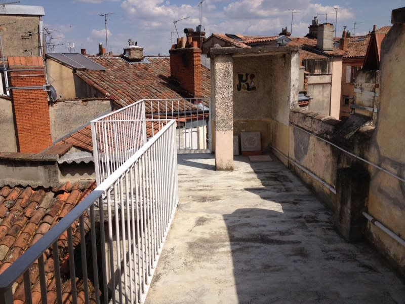 Rental apartment Toulouse 620€ CC - Picture 3