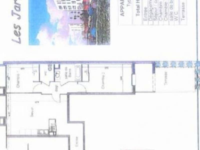 Sale apartment Toulouse 267000€ - Picture 2