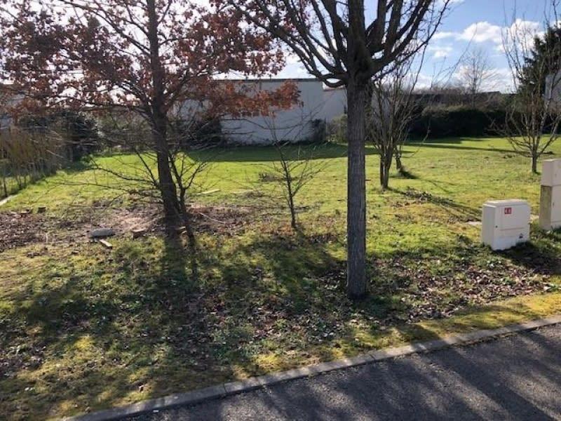 Vente terrain Mignaloux beauvoir 109096€ - Photo 1