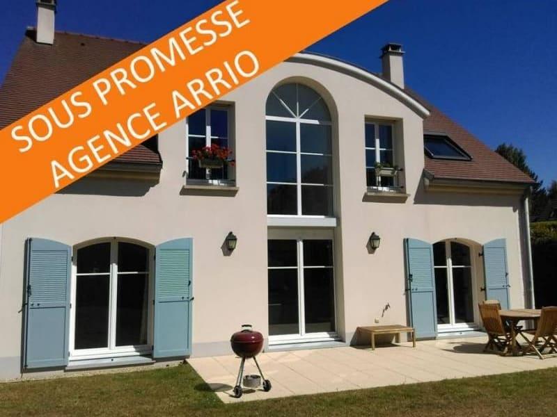 Sale house / villa Villennes sur seine 849000€ - Picture 1