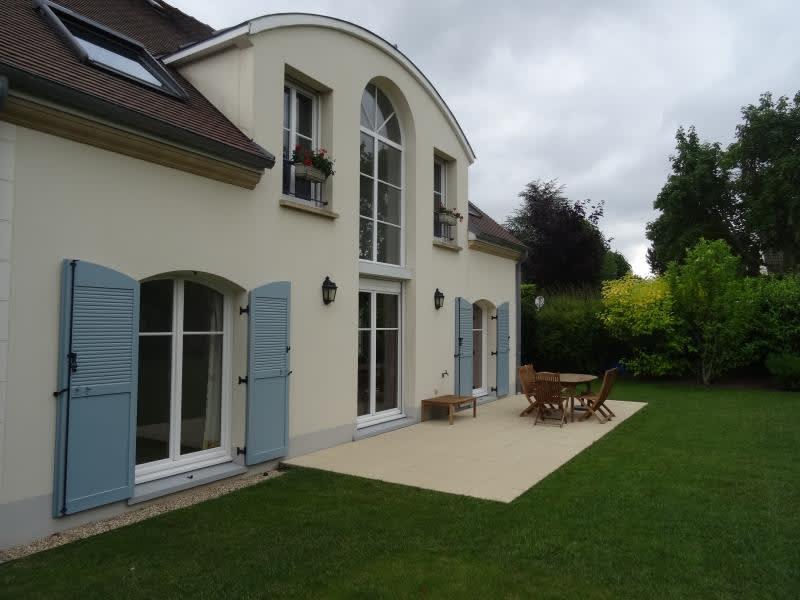 Sale house / villa Villennes sur seine 849000€ - Picture 2