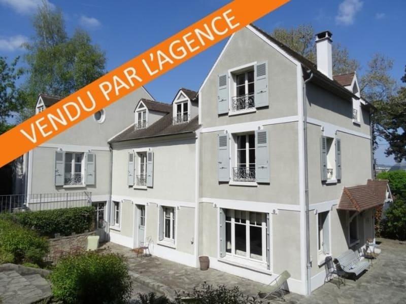 Sale house / villa Villennes sur seine 1290000€ - Picture 1