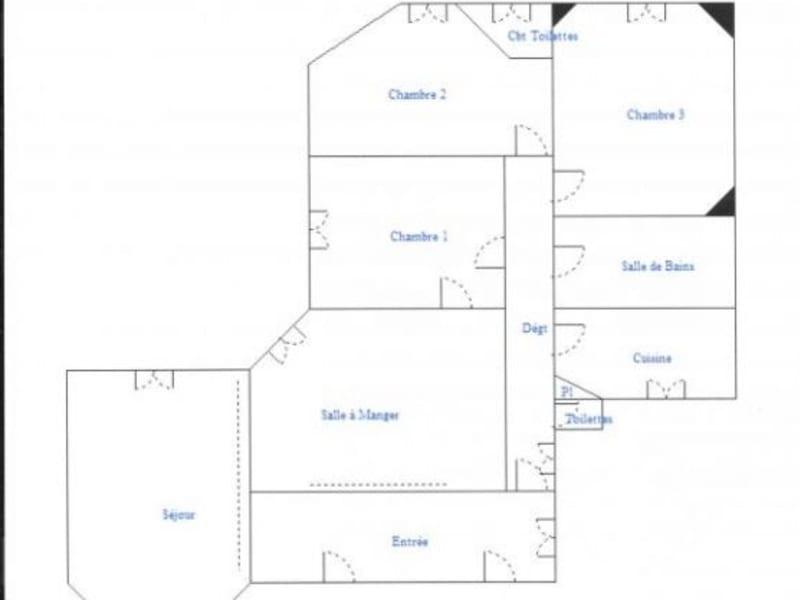 Deluxe sale apartment Paris 16ème 1235000€ - Picture 1