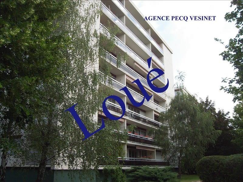 Location appartement Le pecq 700€ CC - Photo 1