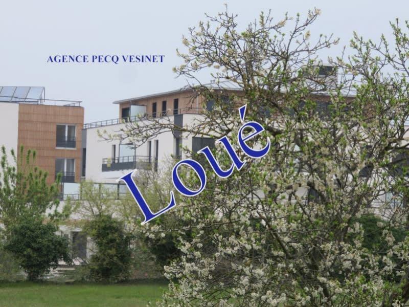 Location appartement Croissy sur seine 930€ CC - Photo 1