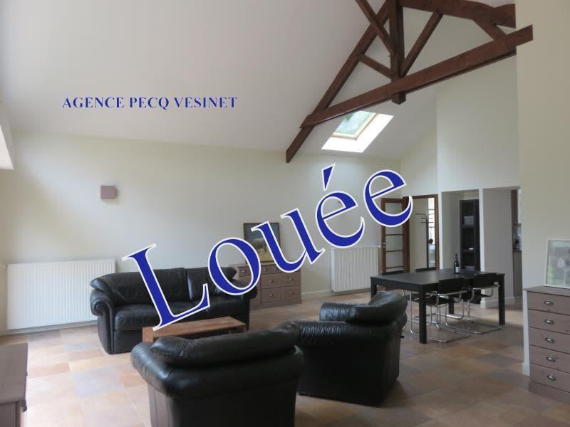 Location maison / villa Le pecq 2300€ CC - Photo 1