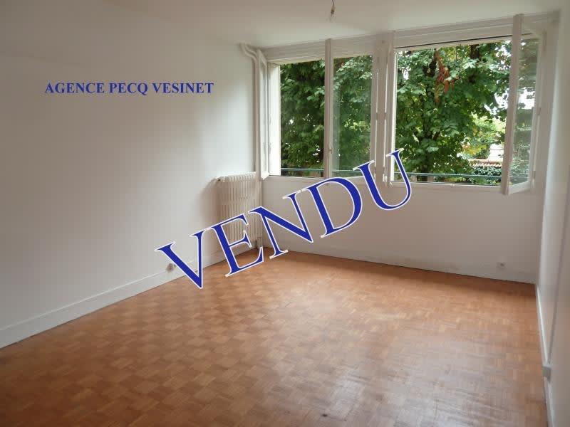 Vente appartement Chatou 343000€ - Photo 1