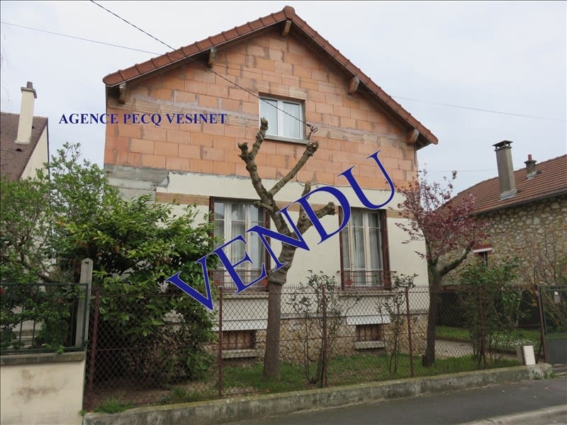 Vente maison / villa Le pecq 530000€ - Photo 1