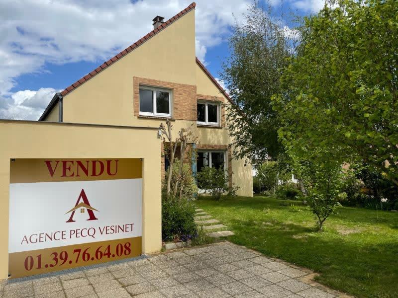 Vente maison / villa Le pecq 1120000€ - Photo 1